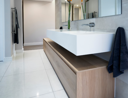 EASILY REFRESH YOUR BATHROOM OVER A WEEKEND