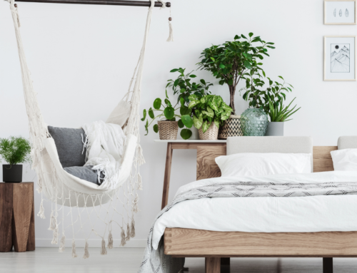 INSTANTLY REFRESH YOUR BEDROOM ON A BUDGET